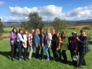 Bishop's Ranch Women's Retreat 2016